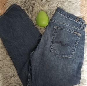 7 For all Mankind, Men's jeans, Size W 36 L 31 1/2